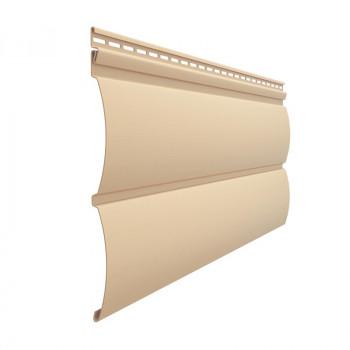 Сайдинг виниловый Docke Блок-Хаус premium