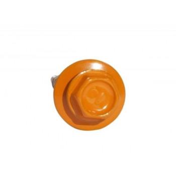 Саморез кровельный R2004 4,8*35   (оранжевый)
