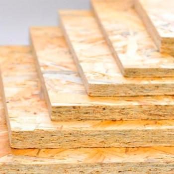 ОСП, фанера, древесно-плитные материалы